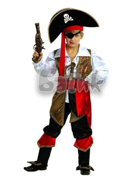 Как сшить костюм пирата для мальчика своими руками фото